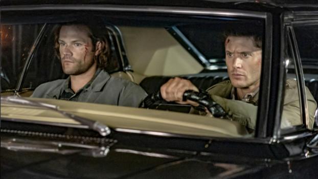 Sam et Dean dans baby