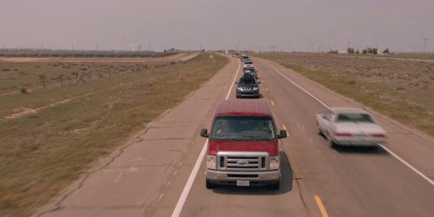 Long comme une autoroute américaine…