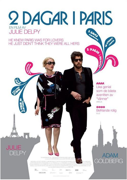 2 dagar i Paris