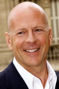 Bruce Willis Portrait