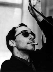 Jean-Luc Godard Portrait