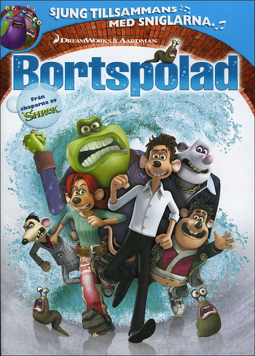 Bortspolad
