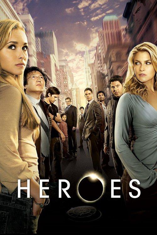 Heroes - säsong 1