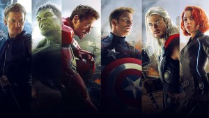 Avengers - Age of Ultron Wide