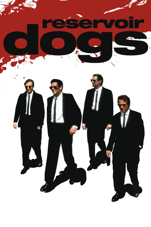 Reservoir Dogs - de hänsynslösa