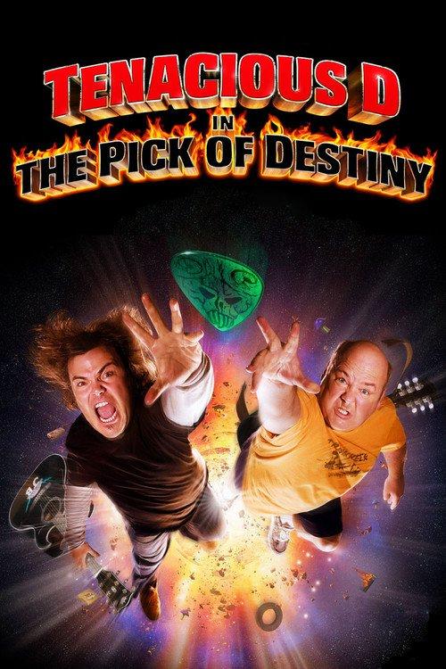 Tenacious D - världens bästa rockband