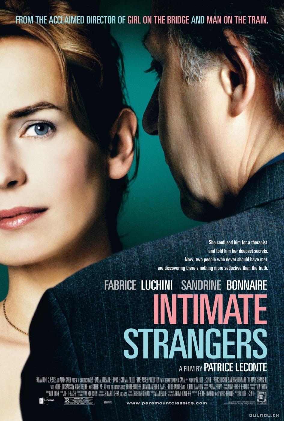 Intima främlingar