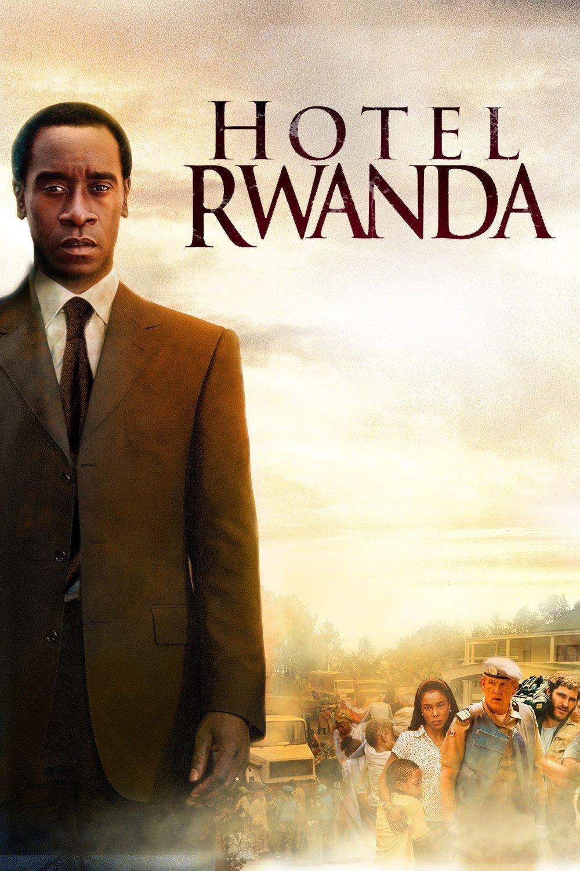 Hotell Rwanda