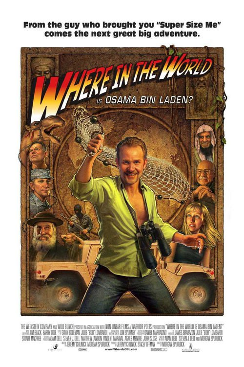 Where in the World...
