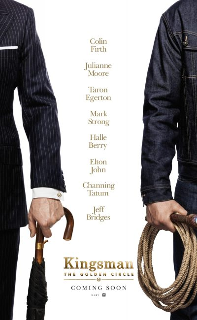 Kingsman: El Círculo Dorado (Kingsman: The Golden Circle)