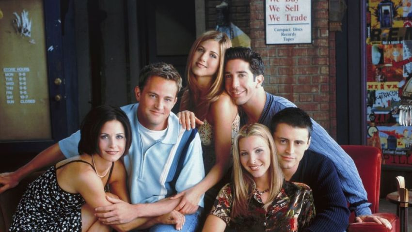Photo d'illustration de la Série Friends
