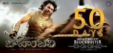 Baahubali 50days poster 3
