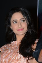 Pragya Jaiswal at Kanche Press Meet 1