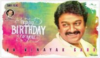 Happy Birthday V Vinayak posters 1