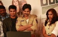 Pawan kalyan at shankarabharanam teaser launch 3