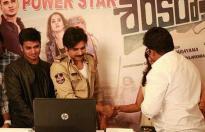 Pawan kalyan at shankarabharanam teaser launch 4