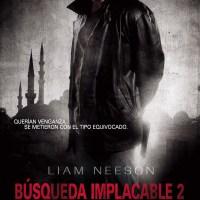 (355) Película Taken 2 / Búsqueda implacable 2 (2012)