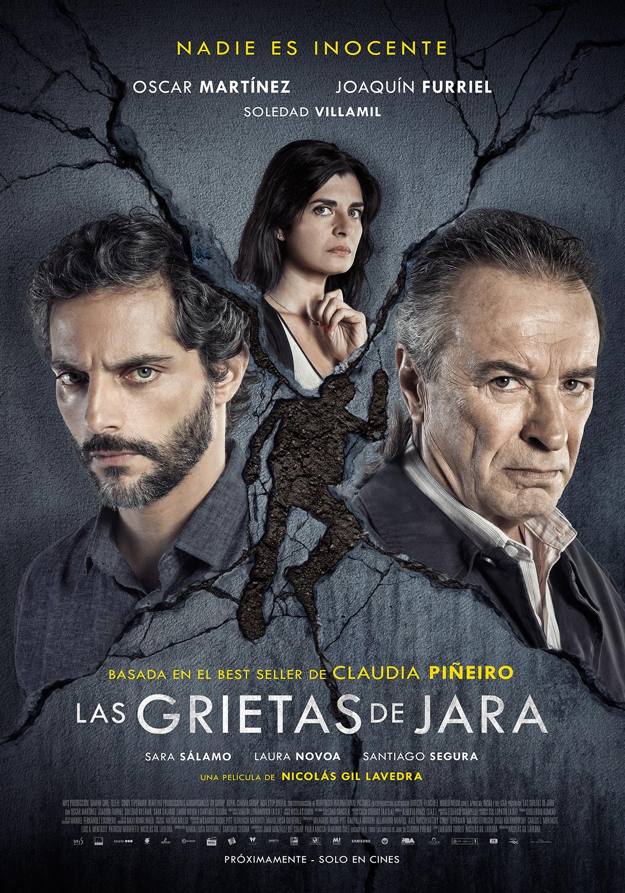 Las Grietas de Jara y Colmena son los dos estrenos nacionales de mañana.