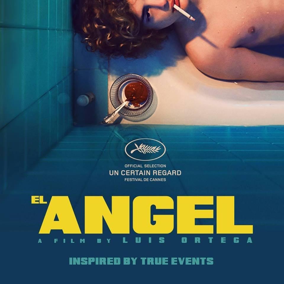 """""""El ángel"""": Te adelantamos el trailer del film que llega a las salas el 9 de agosto"""