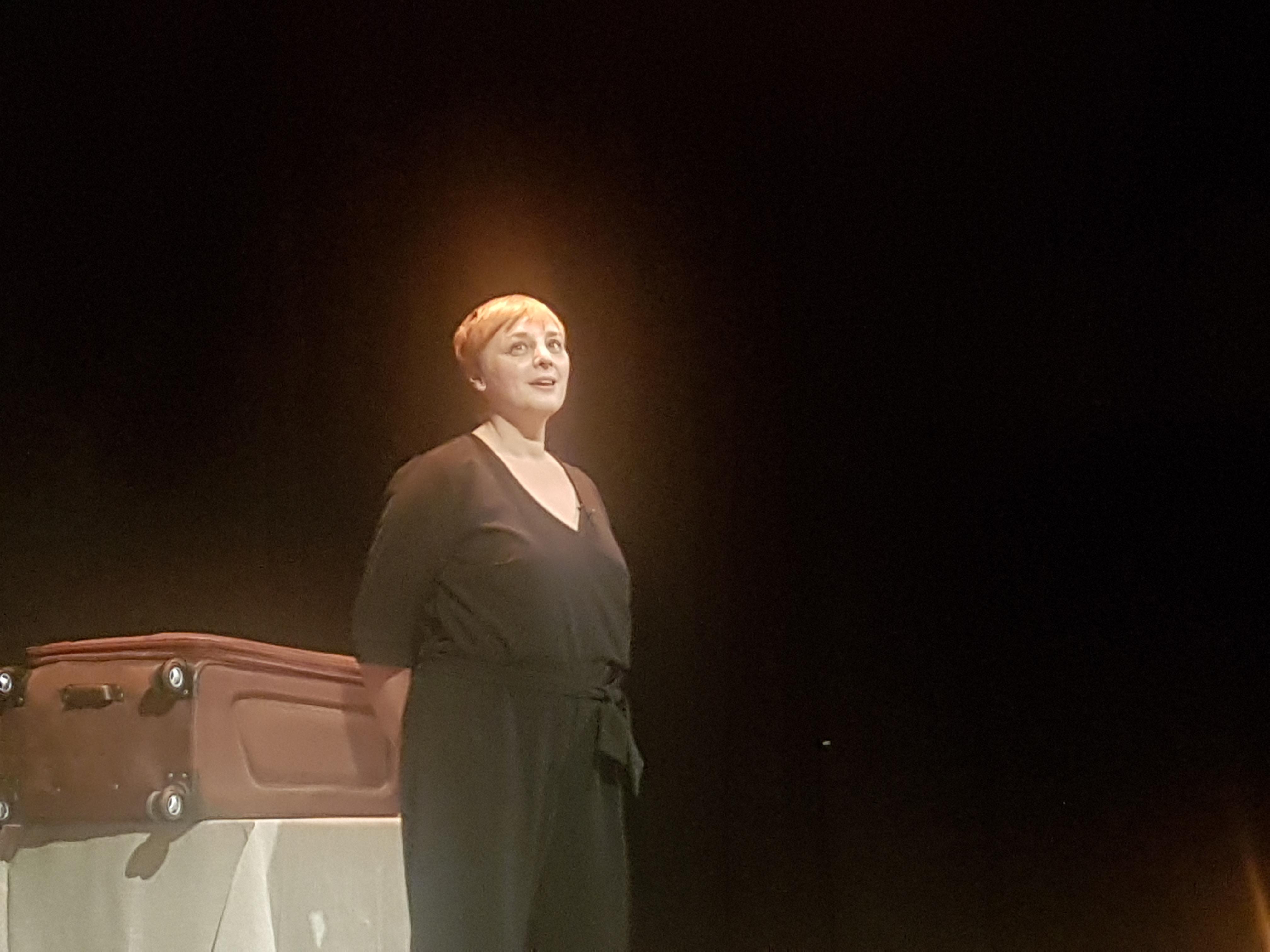 Emotivo homenaje de Susana Hornos a un año de la muerte de Federico Luppi