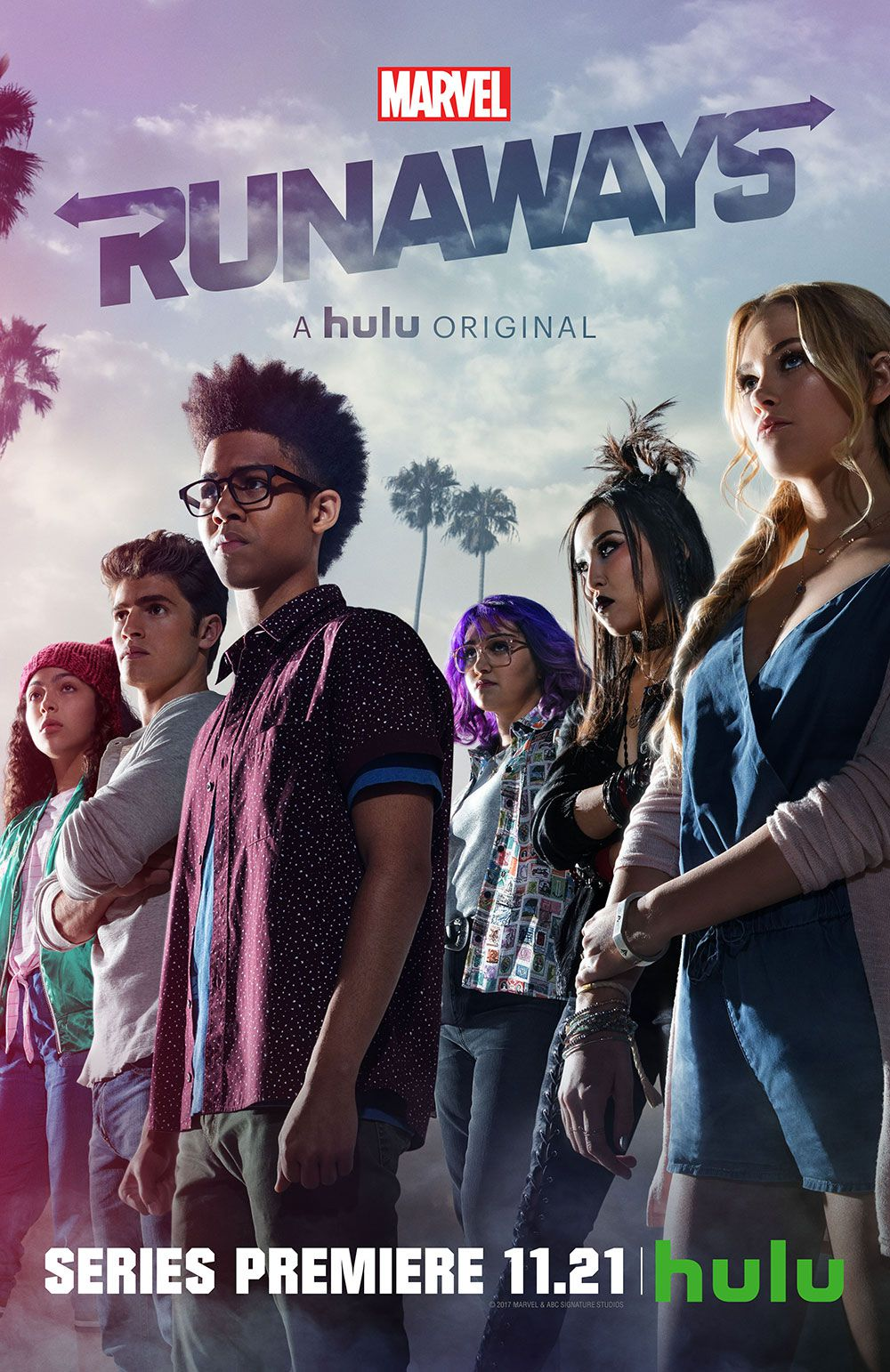 Runaways: Adolescentes vs padres