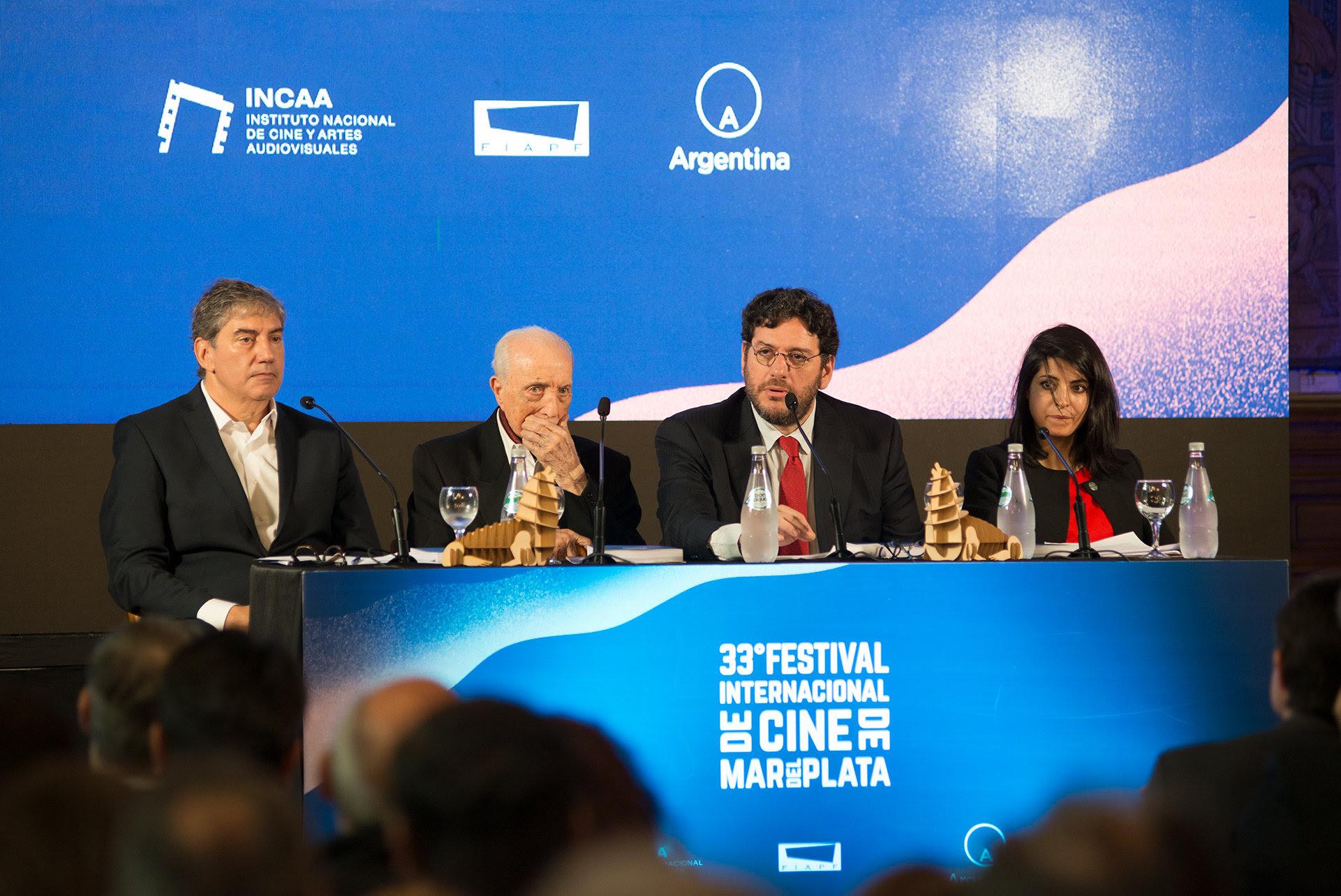 Mar del Plata se viste de fiesta con el 33° Festival Internacional de Cine