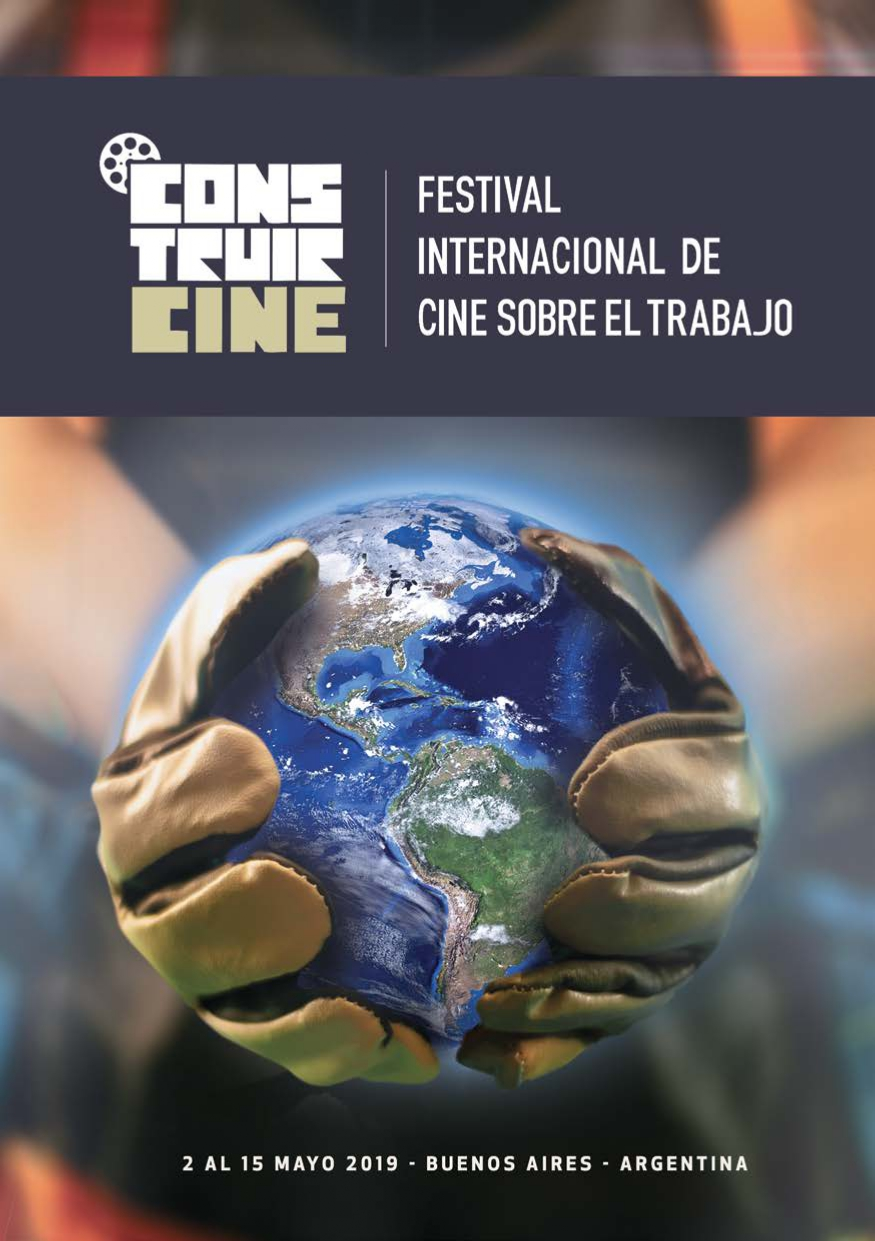 Concluyó el 6° Construir Cine – Festival Internacional de Cine sobre el Trabajo