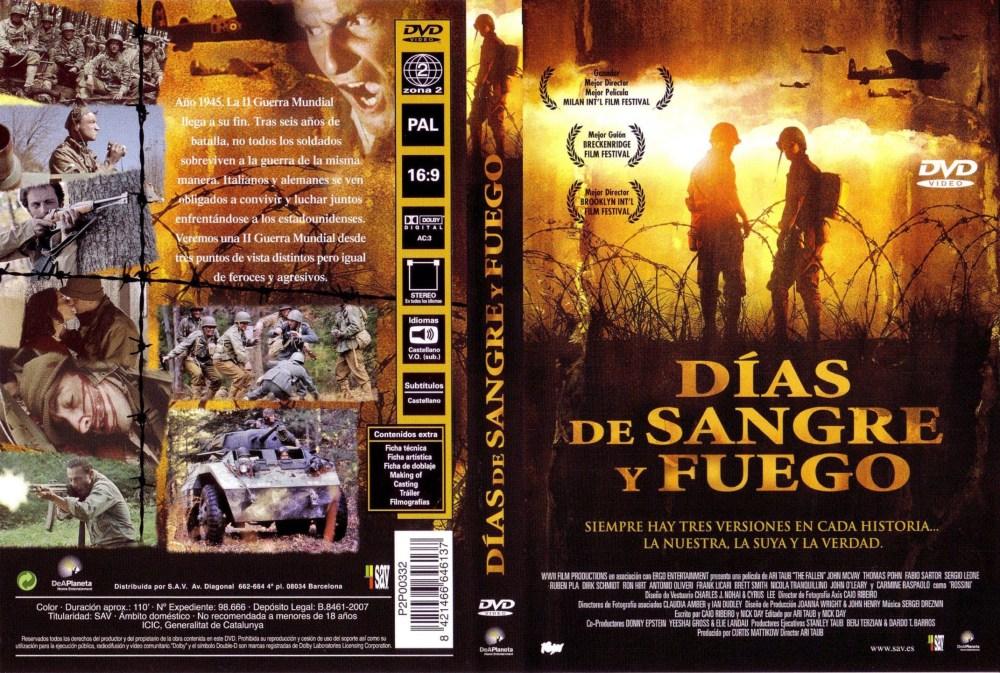 DÍAS DE SANGRE Y FUEGO (The Fallen) – 2.004 (2/2)