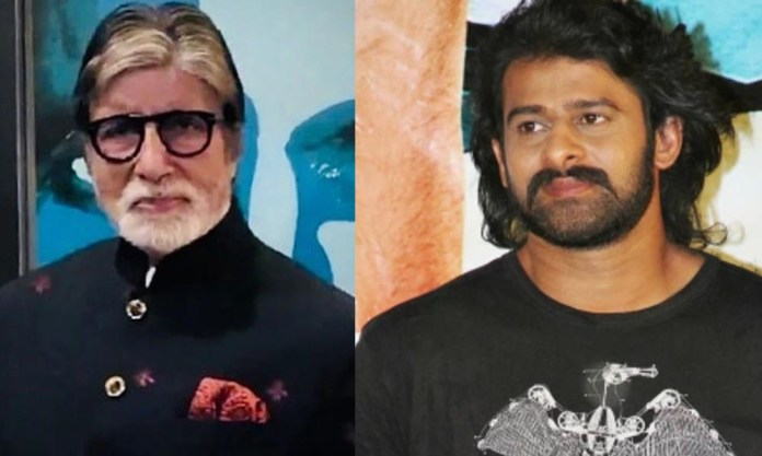 Prabhas wishes Amitabh Bachchan on his Birthday; soon to be seen sharing  screen space in their next - CineBlitz