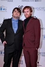 Brays Efe y Daniel Pérez Prada, nuestros presentadores