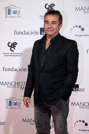 Eduard Fernández, medalla actor por 'El hombre de las mil caras'
