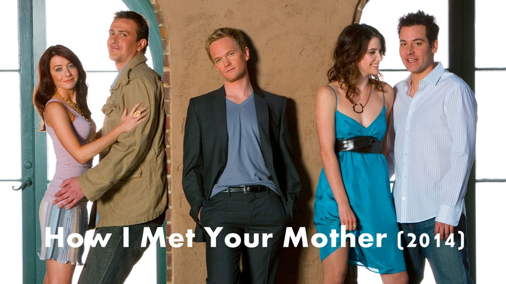 How I Met Your Mother himym Alyson Hannigan Cobie Smulders Josh Radnor Jason Segel Neil Patrick Harris DVD