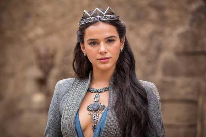 deus salve o rei Bruna Marquezine