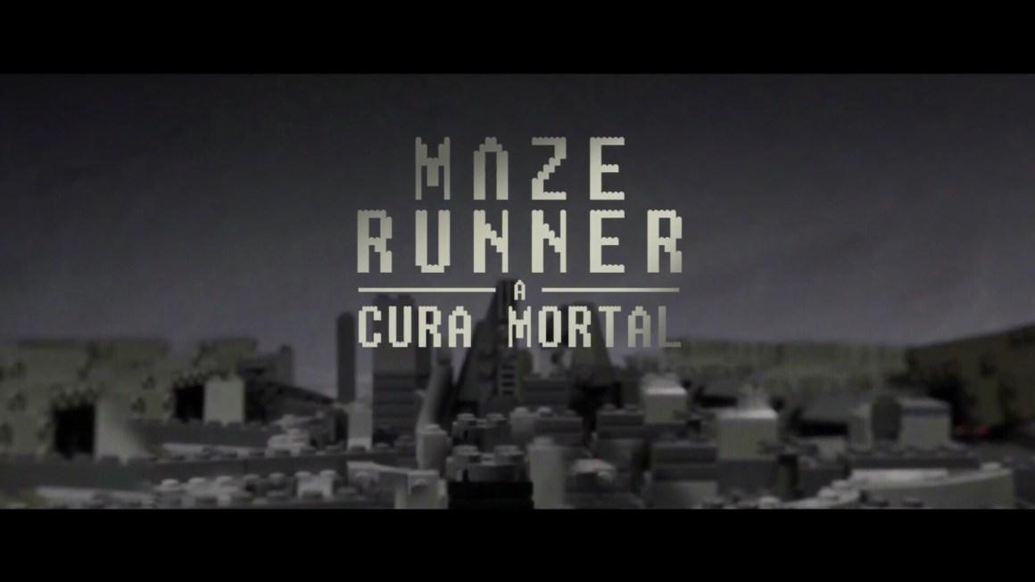 Maze Runner: A Cura Mortal LEGO