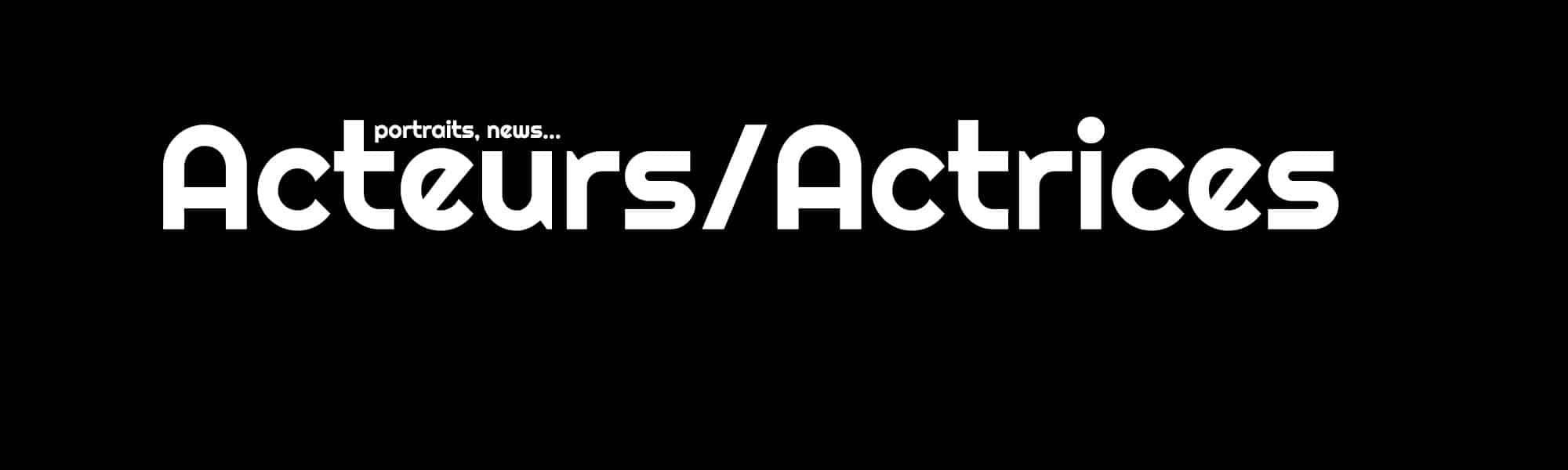 logo : acteurs