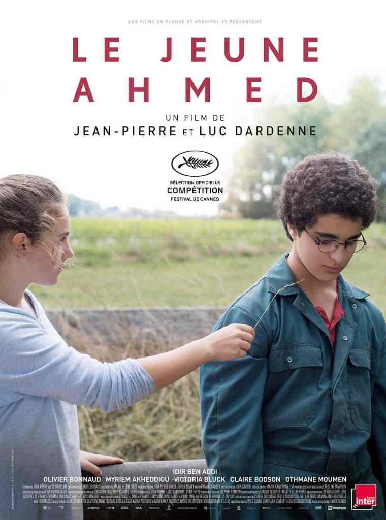 Affiche, le jeune ahmed