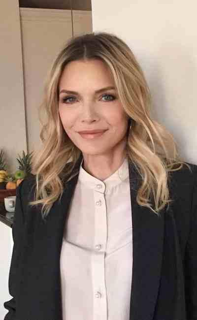 Photo de Michelle Pfeiffer issue de son compte Instagram Officiel