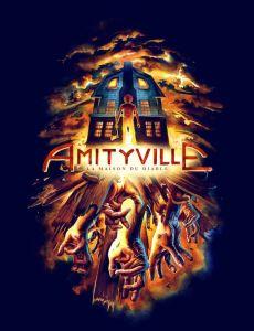 Amityville jaquette coffret Bach Films