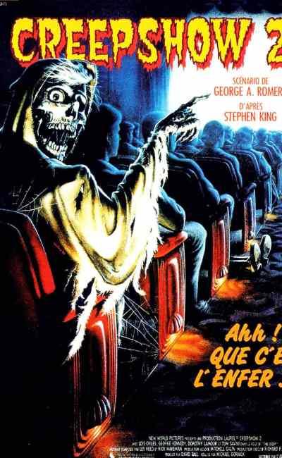 Creepshow 2, l'affiche