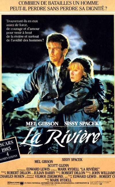 Affiche de La Rivière avec Mel Gibson
