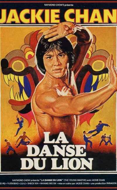 La danse du lion, affiche française de Landi
