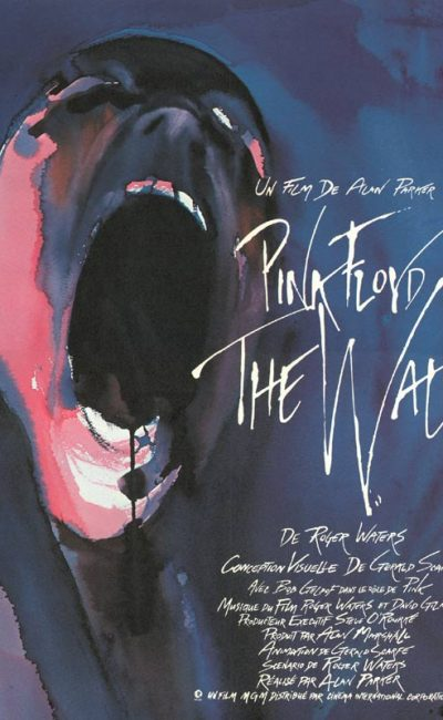 Pink Floyd the wall affiche