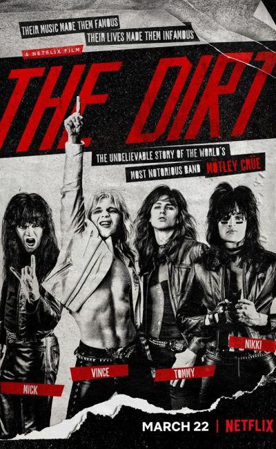 The Dirt : la critique du film