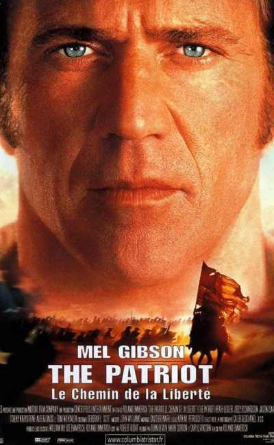 Affiche de The Patriot avec Mel Gibson