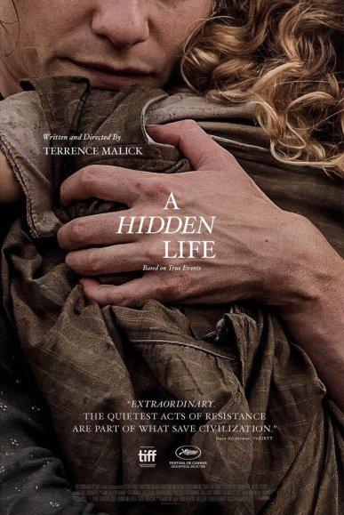 Affiche internationale 2 de A hidden life