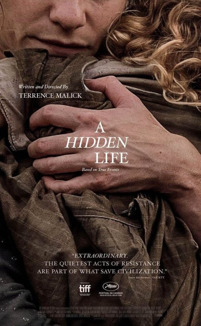 Affiche internationale 2 de A hidden life