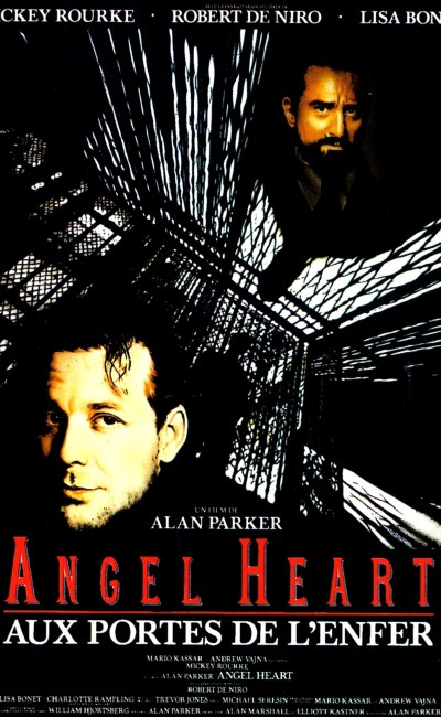 Angel Heart, affiche du film d'Alan Parker