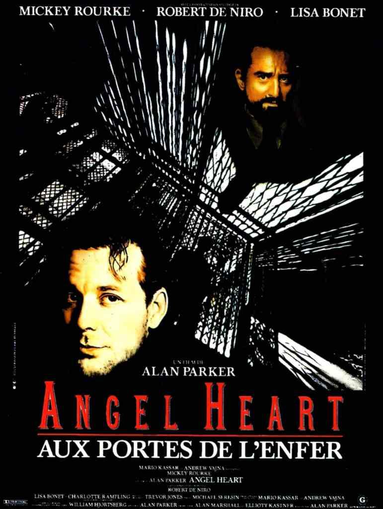 Angel Heart, affiche du film d'Alan Parker