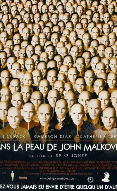 Dans la peau de John Malkovich, affiche