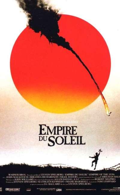 Empire du soleil, l'affiche